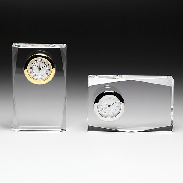 卒業記念のクリスタル時計 DT-1