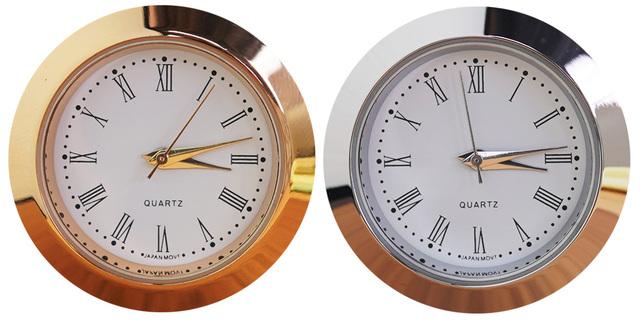 時計は「金」と「銀」があります
