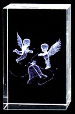 お祝い・ベルと天使(8cm)