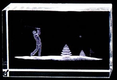 スポーツ3D ゴルフ(横型)