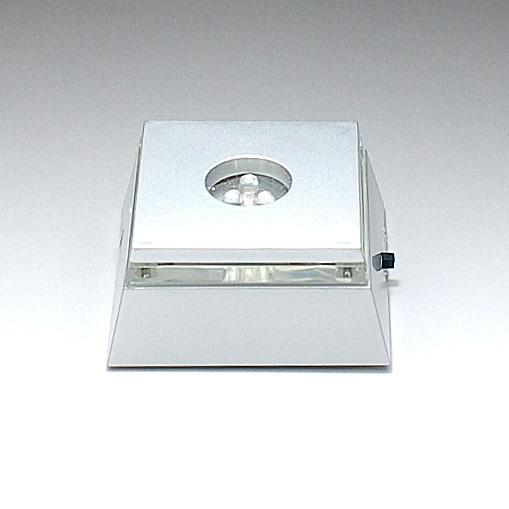 LED台座 DL-6 6.5cm×6.5cm(乾電池)