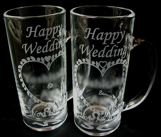 結婚のお祝いに…
