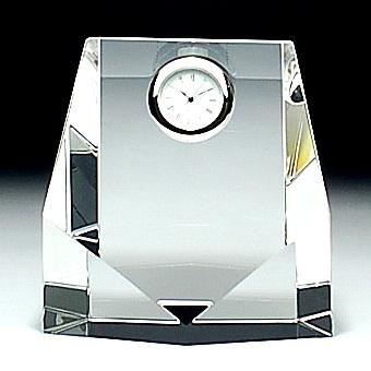 時計付ペーパーウェイトDT-7 10cm