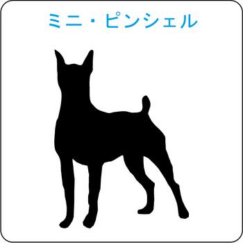 イヌのシルエット…53