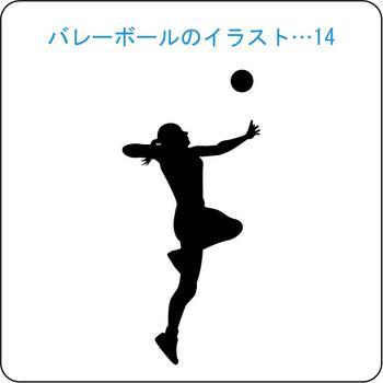 バレーボール-14