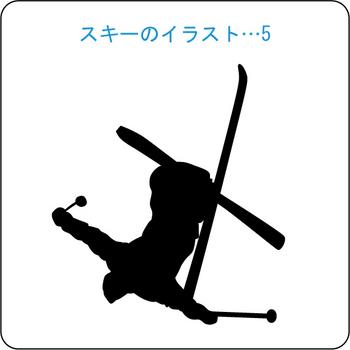 スキー 5