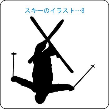 スキー 8