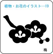 植物・お花のイラスト…19