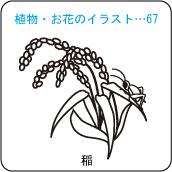 植物・お花のイラスト…67