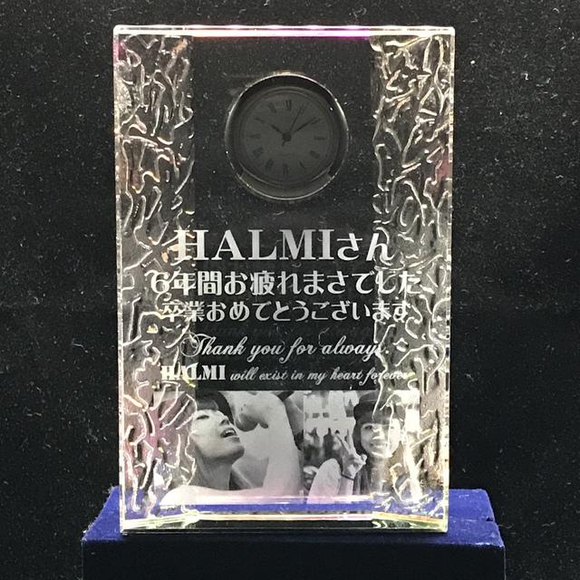 HALMI 卒業記念